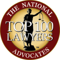 The National Top 100 Lawyers Advocates
