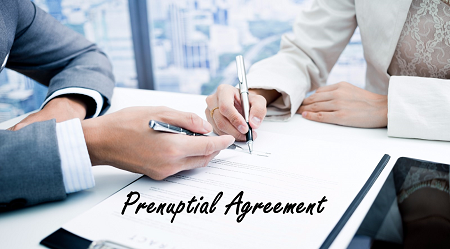 prenuptial agreement lawyer NYC